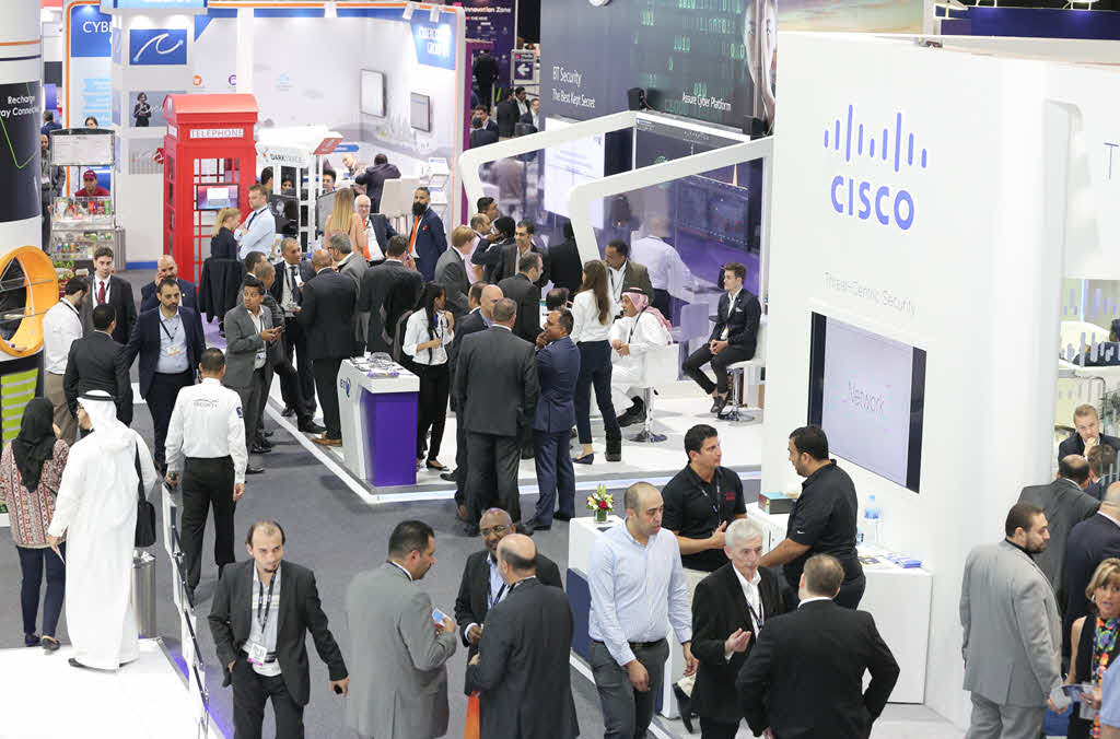 Gulf Information Security Expo and Conference (GISEC) the region's only true information security conference and exhibition returns in May
