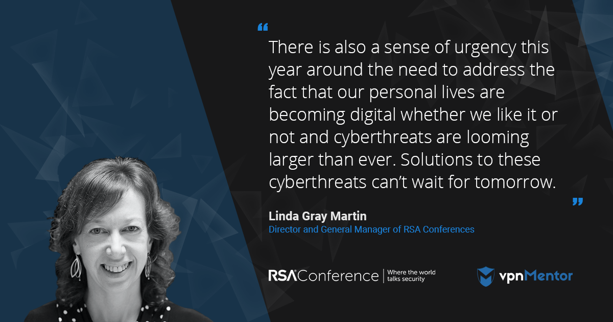 Recapping the 2018 RSA Conference with Linda Gray Martin