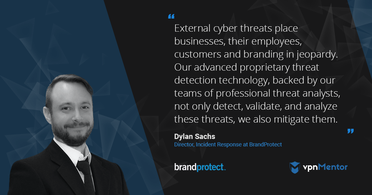 BrandProtect – Detecting, Assessing and Mitigating Online Threats – Outside the Firewall