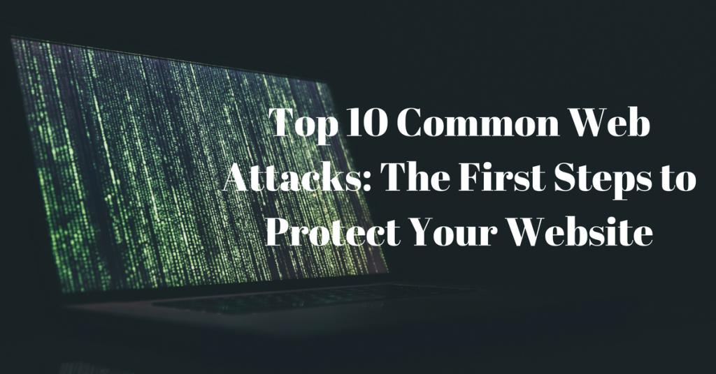 10 Common Web Attacks