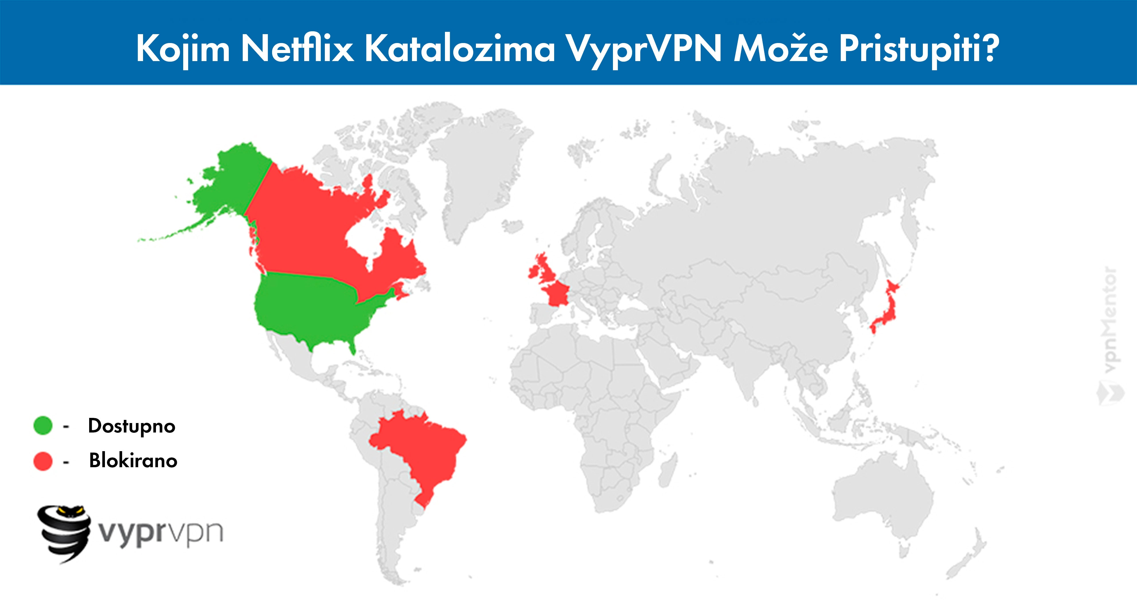 vyprvpn pristup netflix katalozima