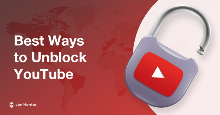 Unblock YouTube Videos From Any Country, School, or Work [&FAST]