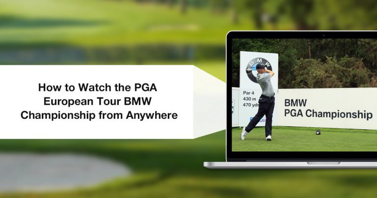 How to Watch the 2018 PGA Tour BMW Championship from Anywhere