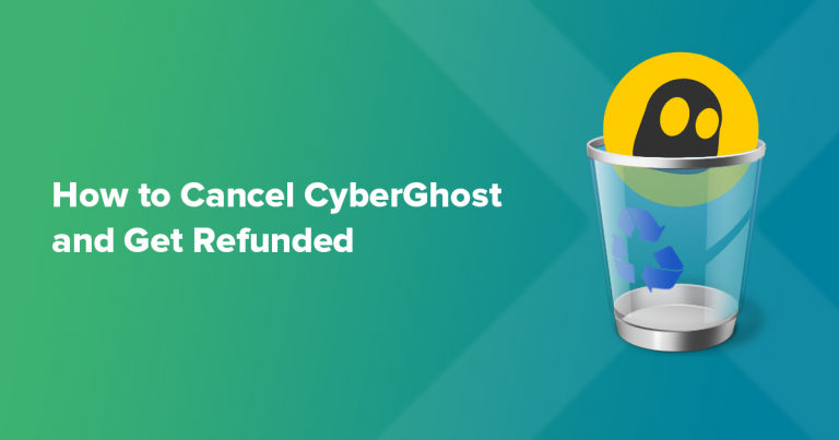 disable cyberghost update