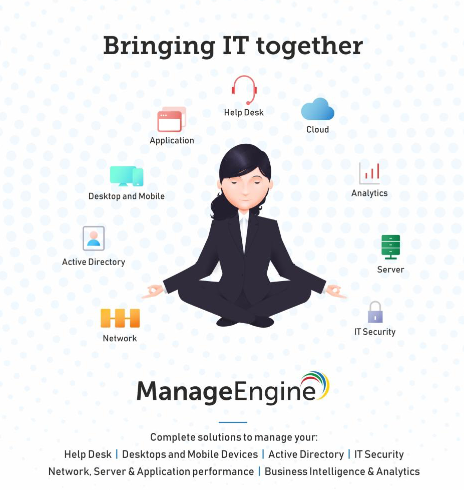 ManageEngine – Easy-to-Use IT Management
