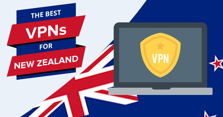 VPNs for New Zealand