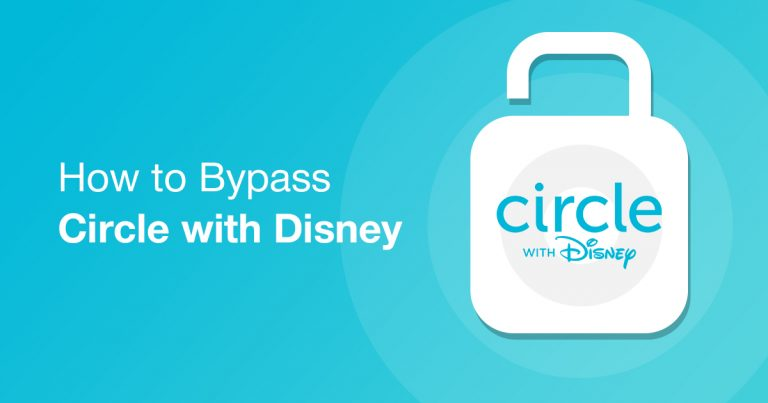 How To Bypass Circle With Disney [Without Your Parents Knowing]
