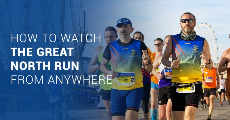 How to Watch the Great North Run