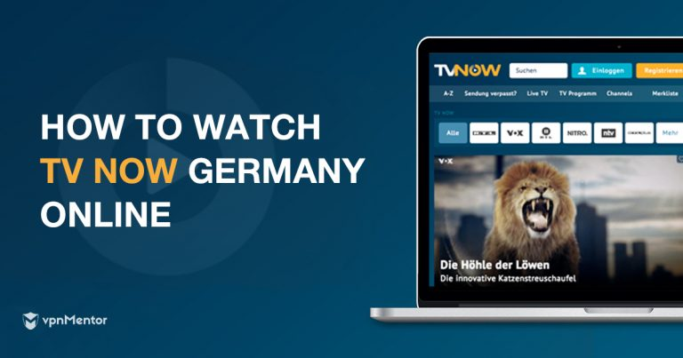 TV Now Germany Image