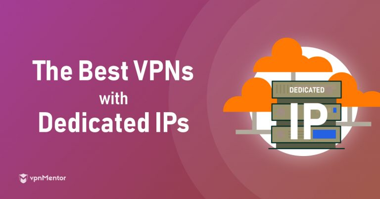 Static IP Address over VPN