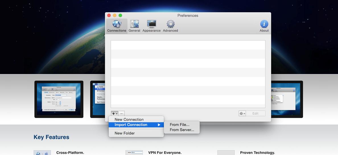 macOS Preferences