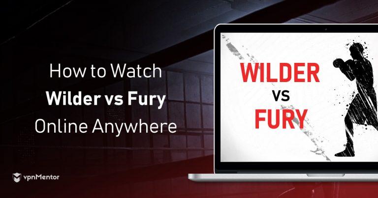 Watch Wilder versus Fury