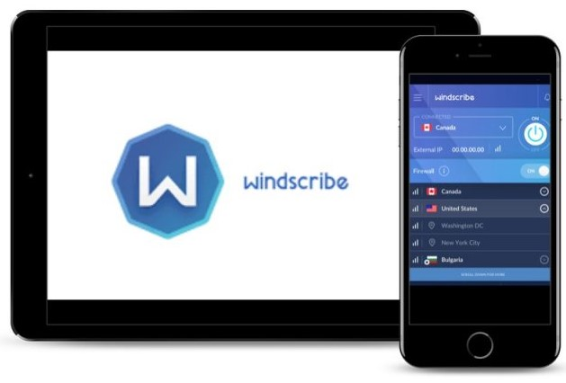 windscribe devices