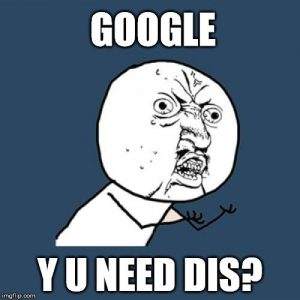 what does google knows about you (1)