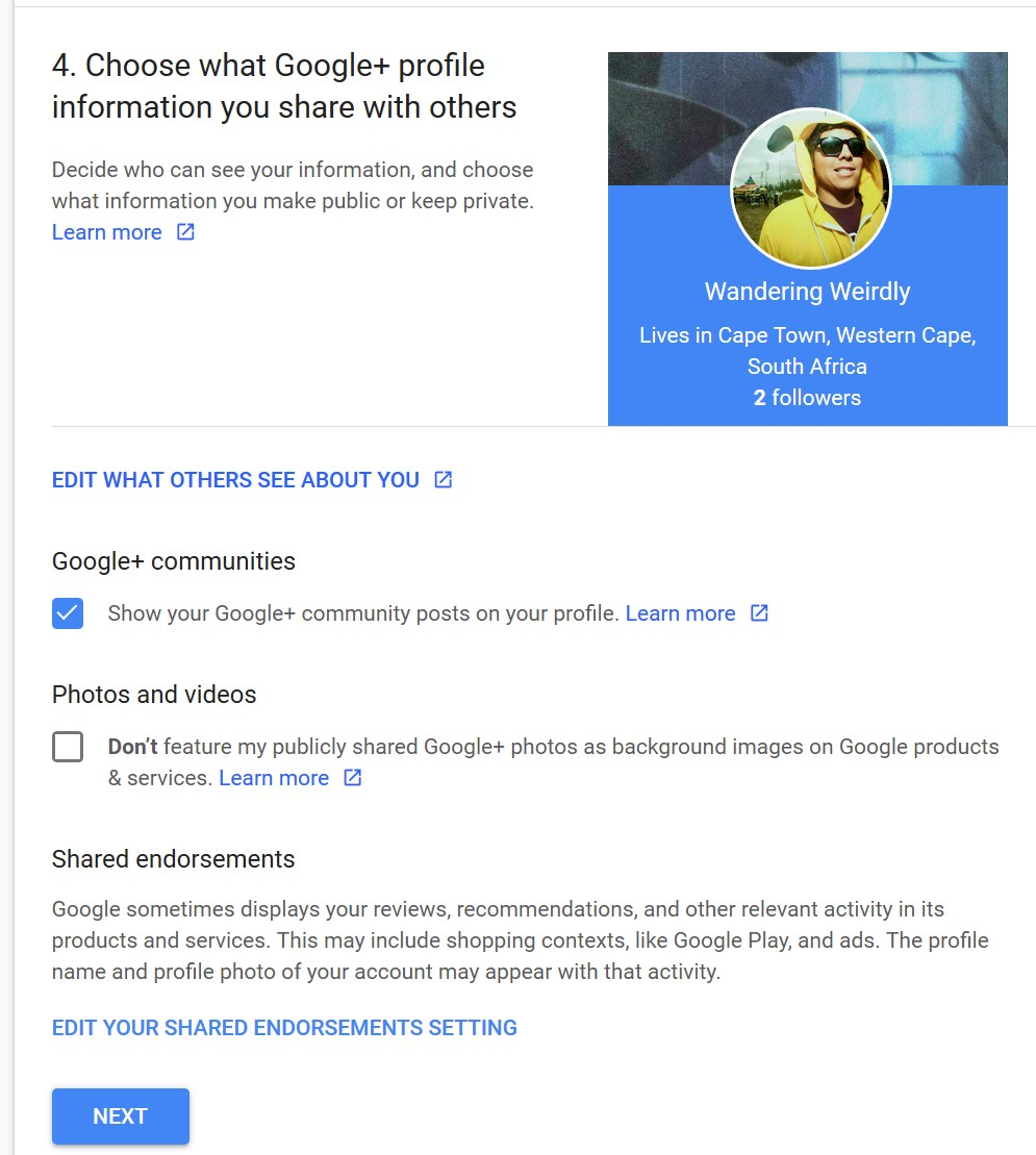 what does google knows about you (22)