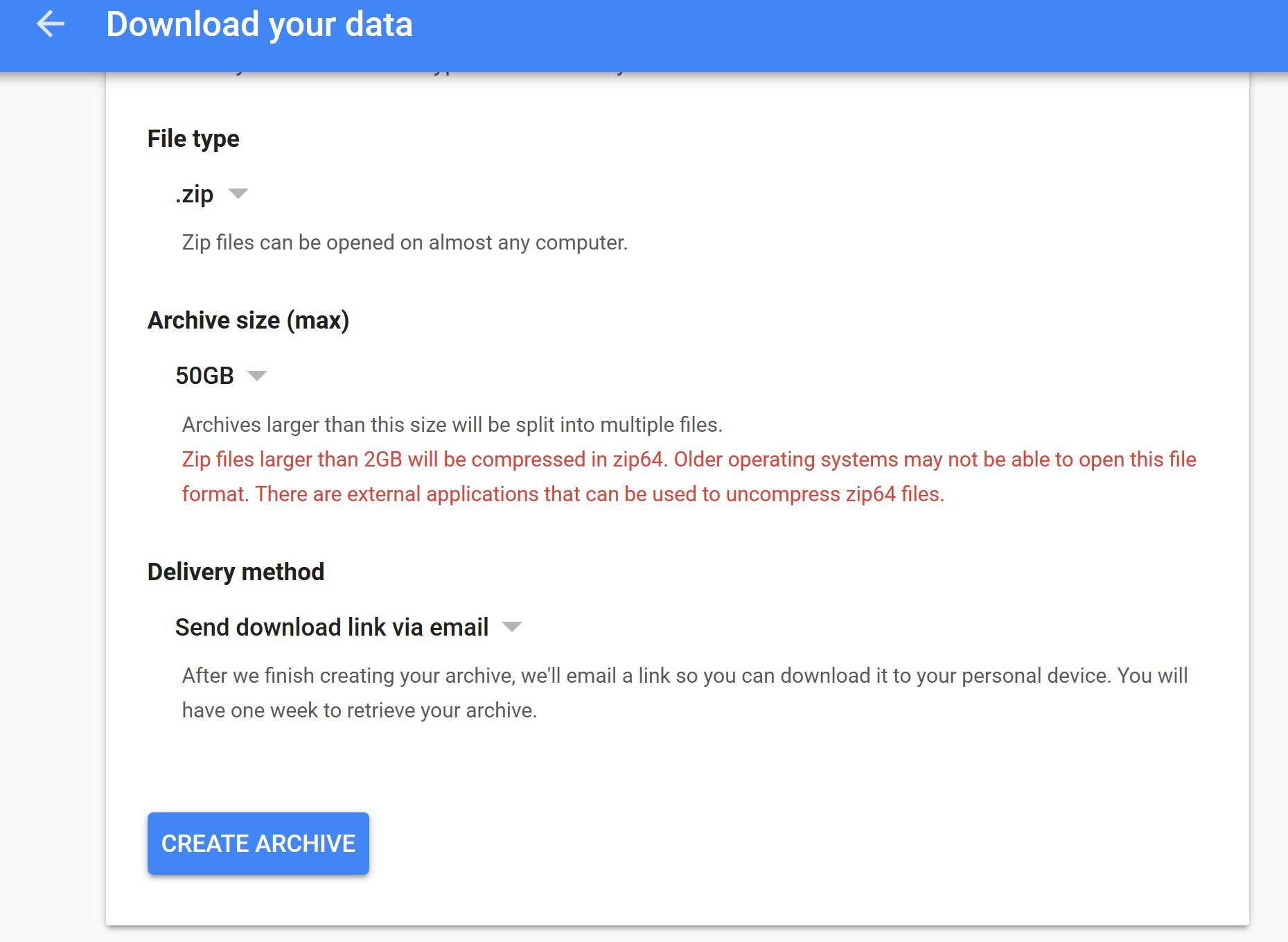 what does google knows about you (4)