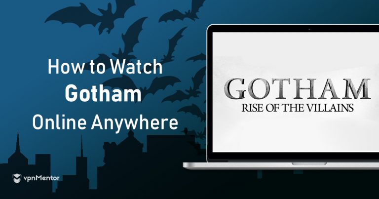 Watch Gotham Anywhere