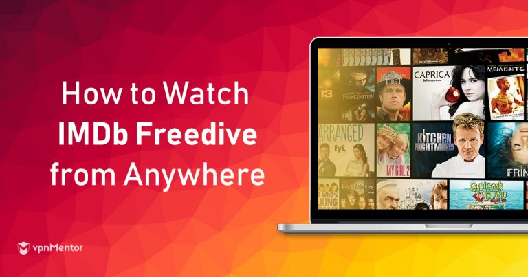 Watch IMDb Freedive Anywhere