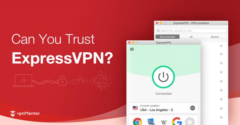 Can You Trust ExpressVPN