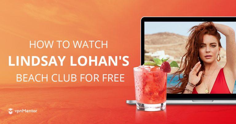 Watch Lindsay Lohan's Beach Club