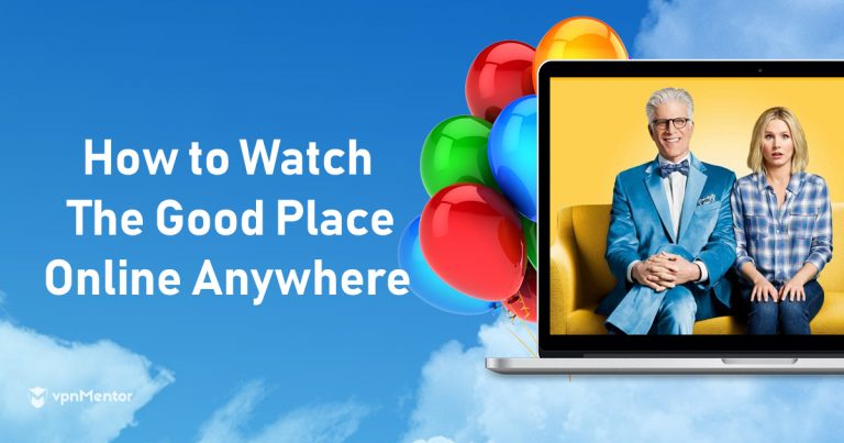 Watch The Good Place Anywhere