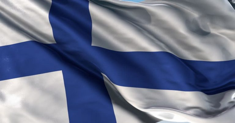Finland's Flag