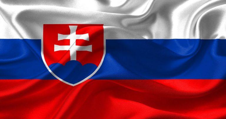 Slovakia's Flag
