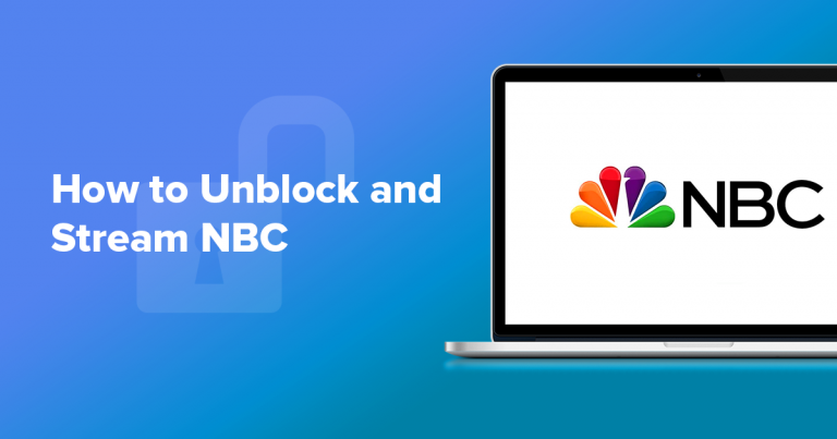 How to Stream NBC Online Anywhere in 2019 [SUPER EASY HACK]