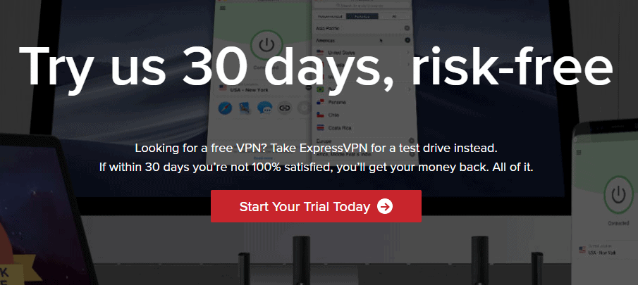 How To Get An Expressvpn Free Trial Account 2021 Hack
