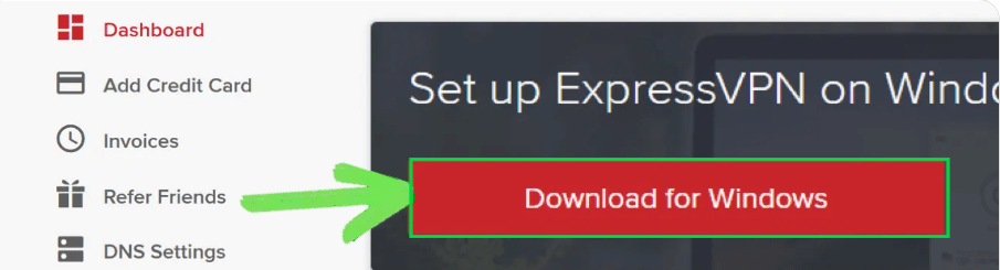 Download ExpressVPN