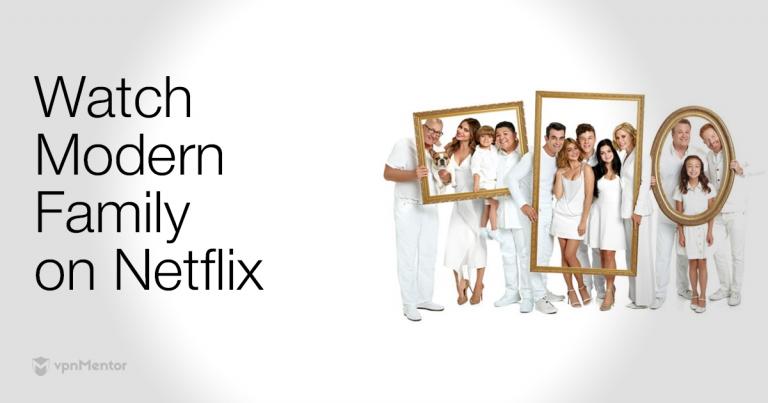 modern family staffeln netflix