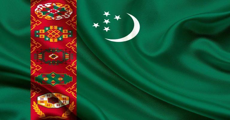Turkmenistan's Flag