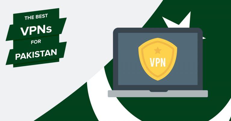 VPNs for Pakistan