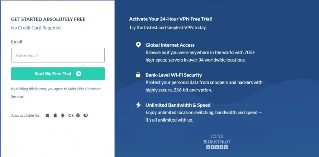5 Best VPN Free Trials in 2019 – Try Premium VPNs for Free