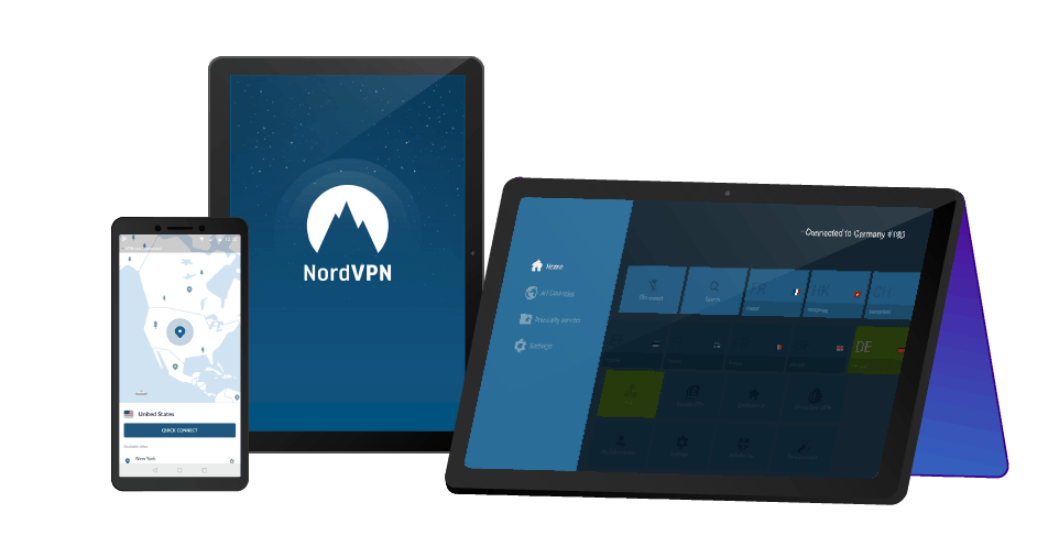nordvpn android device
