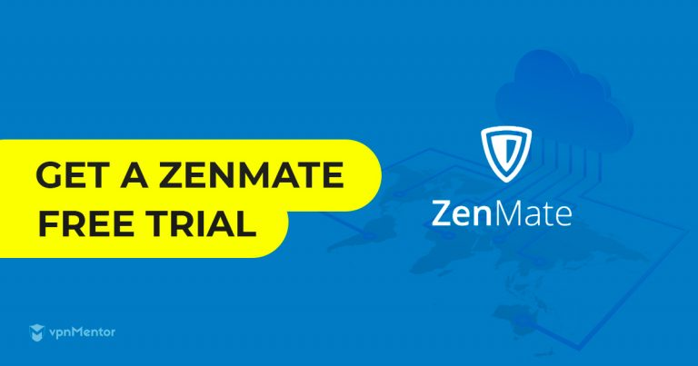 Get a ZenMate Free Trial