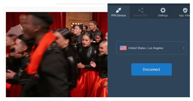 A screenshot of America's Got Talent on YouTube