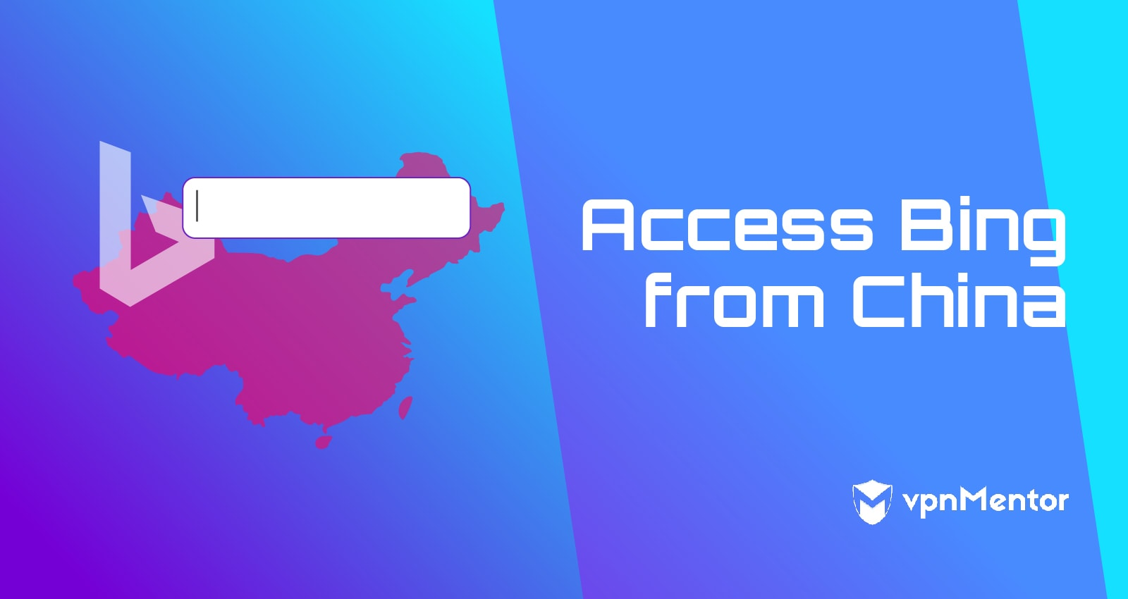 Access Bing from China