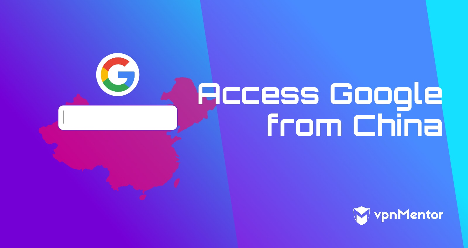 Access Google from China