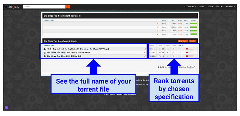 Graphic showing Torlock homepage