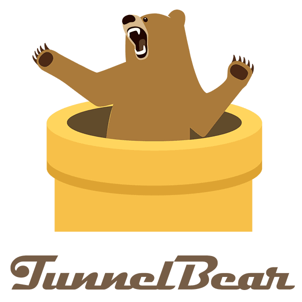 Vendor Logo of TunnelBear VPN