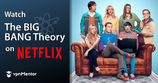 Is The Big Bang Theory on Netflix Yes, But Only 2