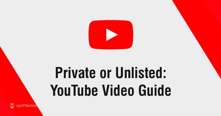 YouTube Private Unlisted
