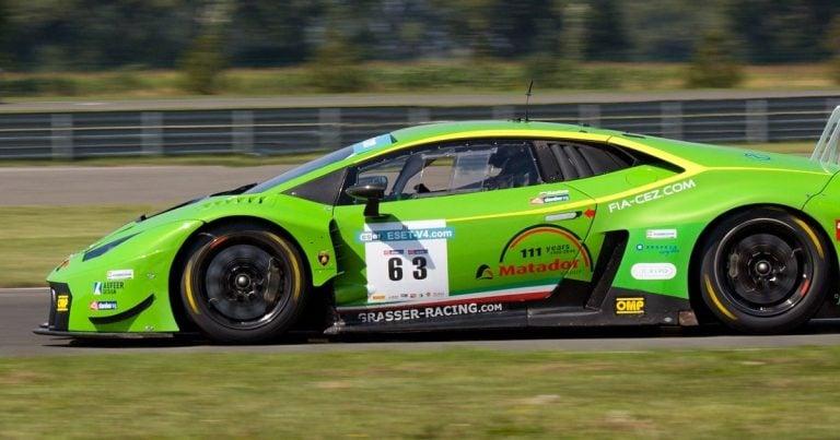 GTE Race Car