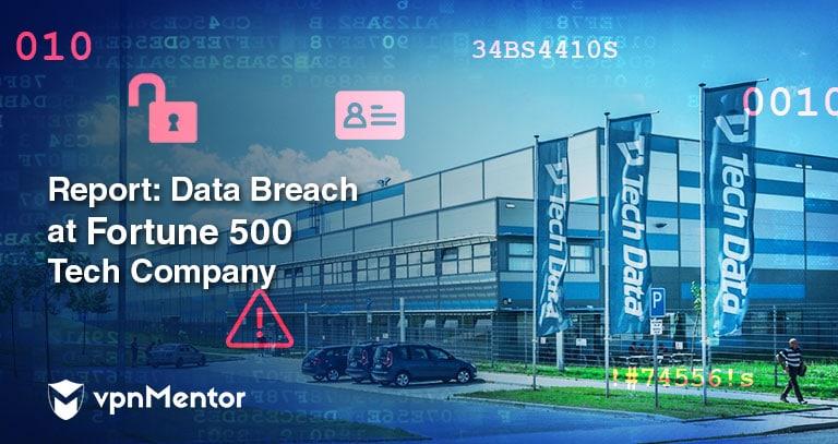 Report: Data Breach at Fortune 500 Tech Company