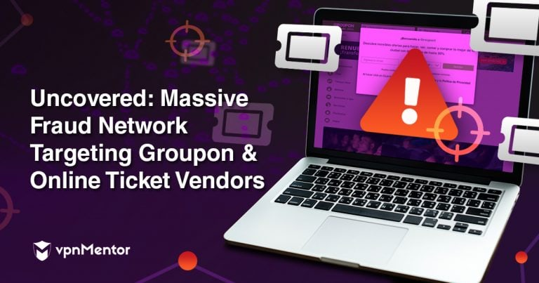 Report Massive Fraud Network Uncovered Targeting Groupon Online Ticket Vendors