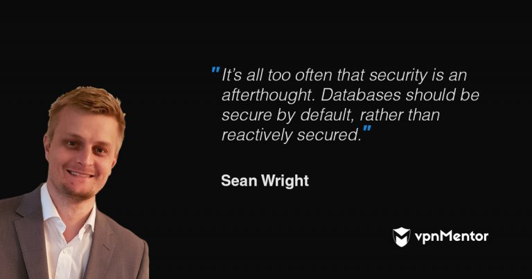 Sean Wright, Cybersecurity Expert