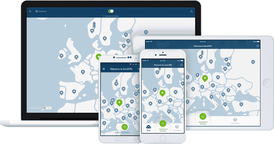 NordVPN devices