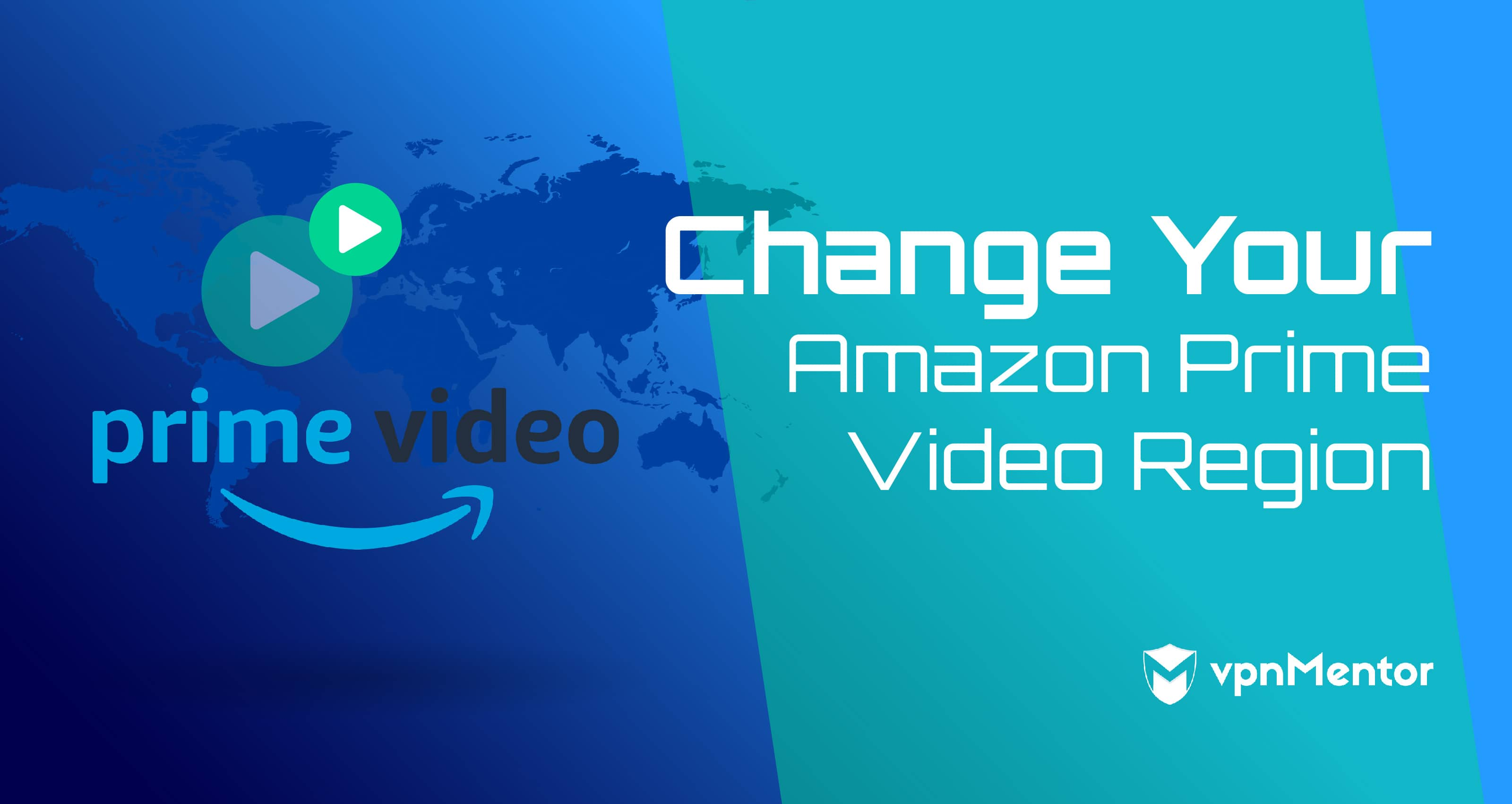 How To Change Amazon Prime Video Region In 2021 In 3 Seconds