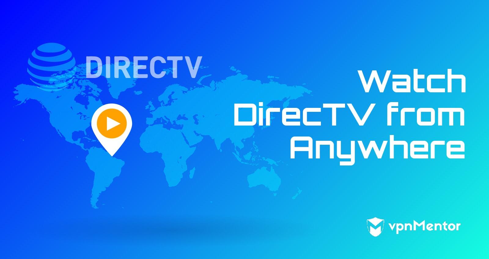 Watch DirecTV Anywhere